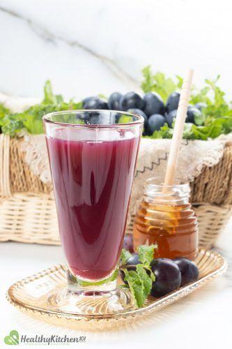 Apple Cider Vinegar and Grape Juice Recipe