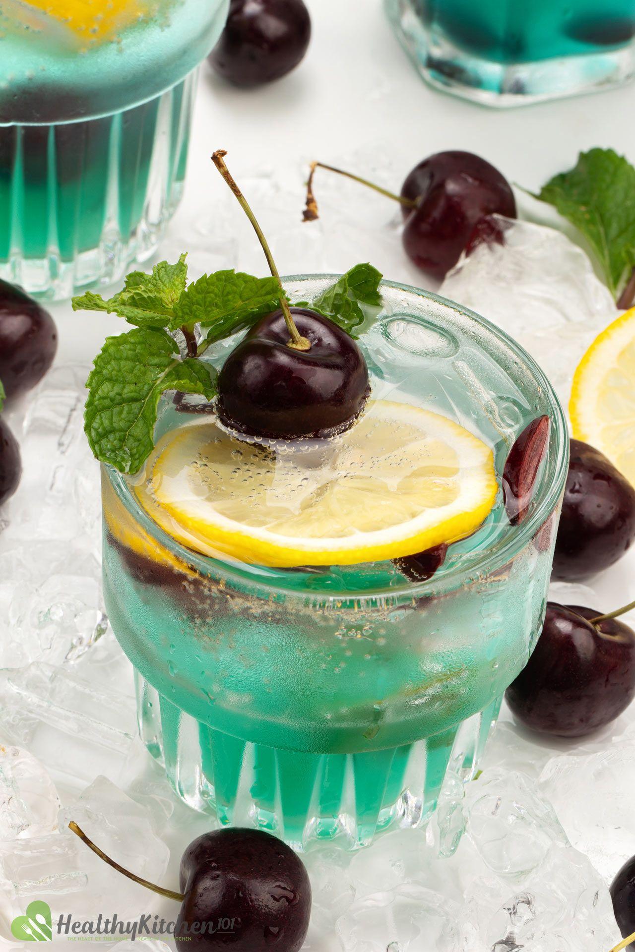 Blue Jungle Juice Recipe