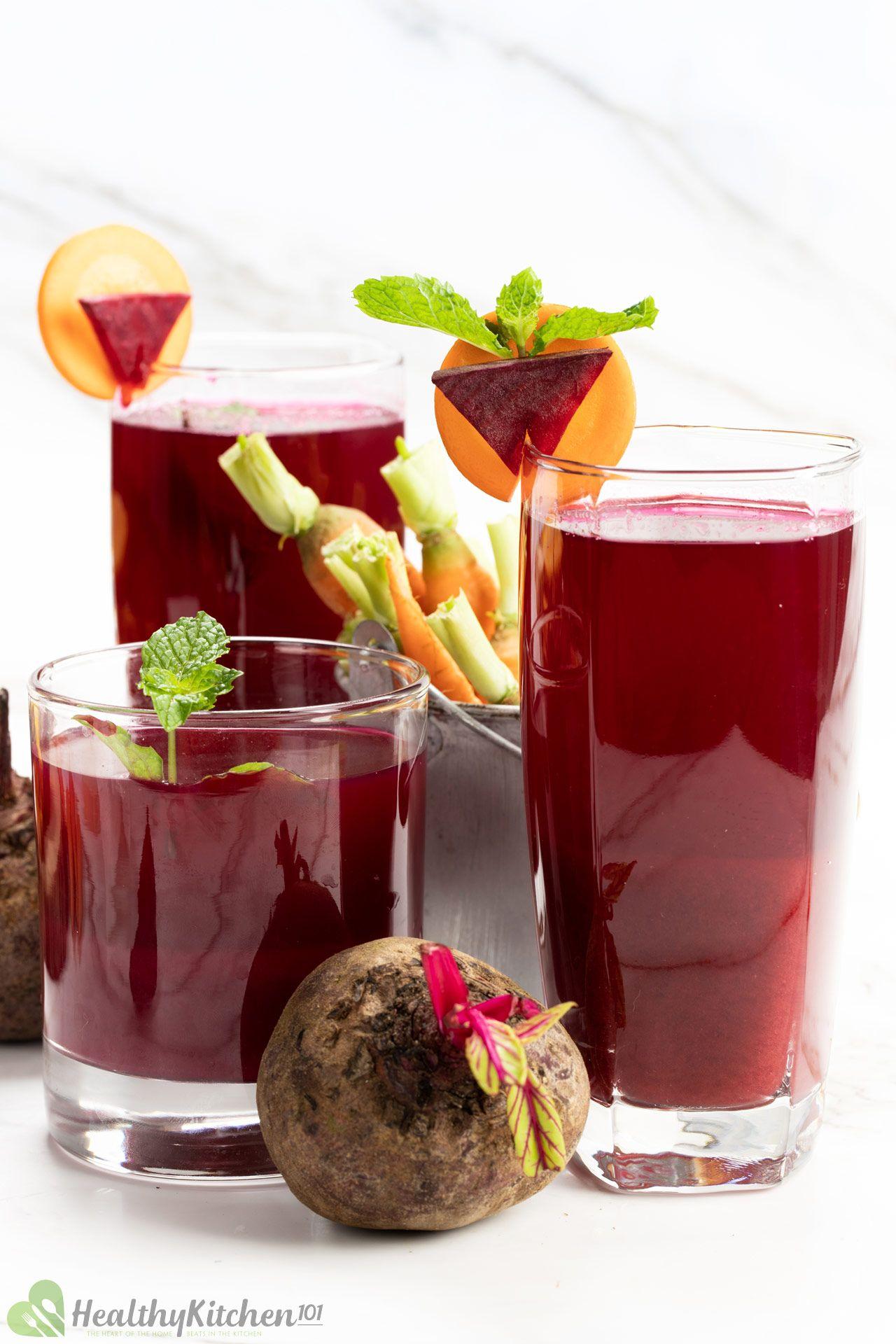 Can I Drink beet Juice While Taking Blood Pressure Medication