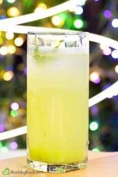 Healthy Cucumber Lime Juice Recipe