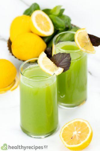 cucumber and lemon juice recipe