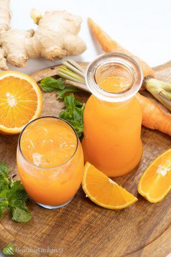 vs Orange and Ginger