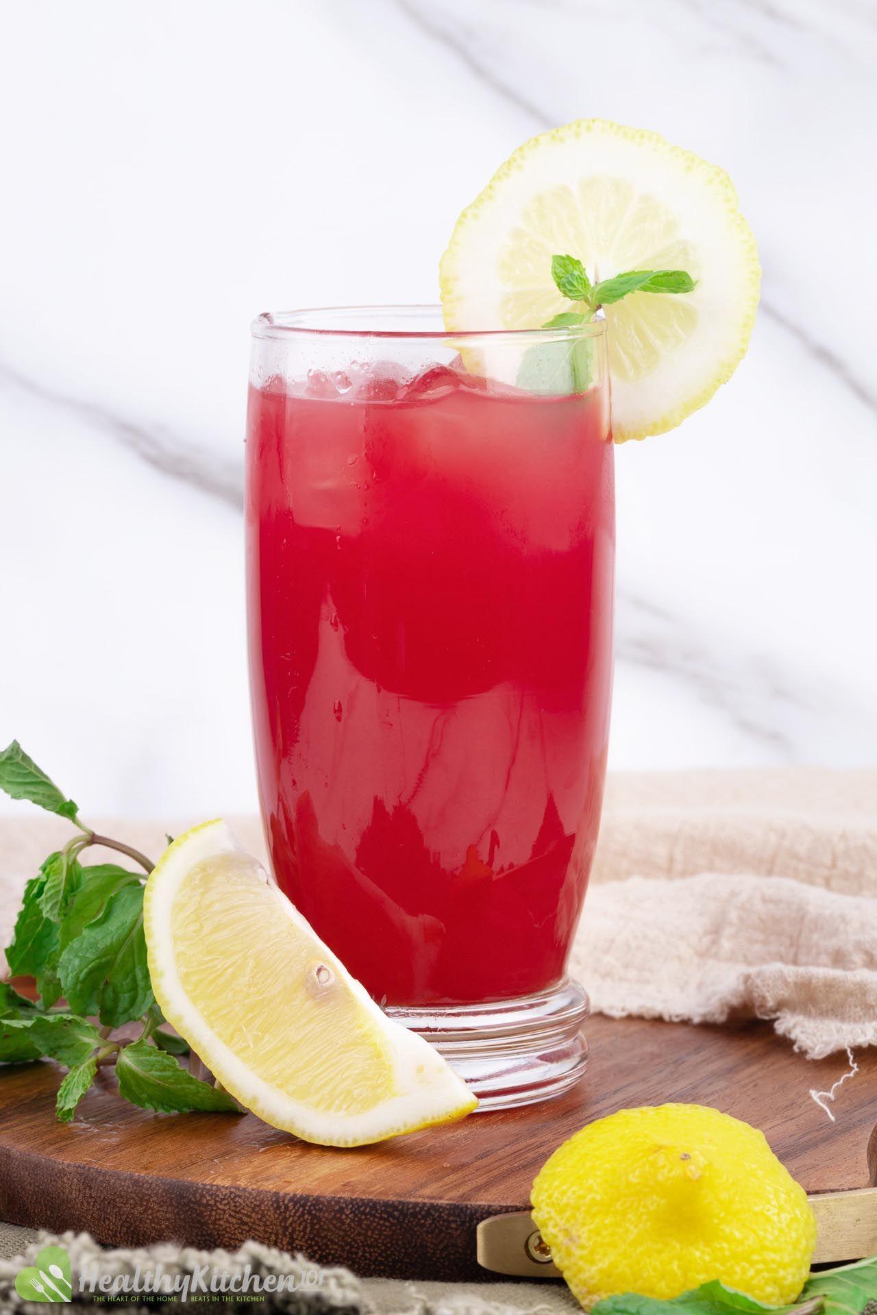 How to Make Watermelon Juice and Lemon
