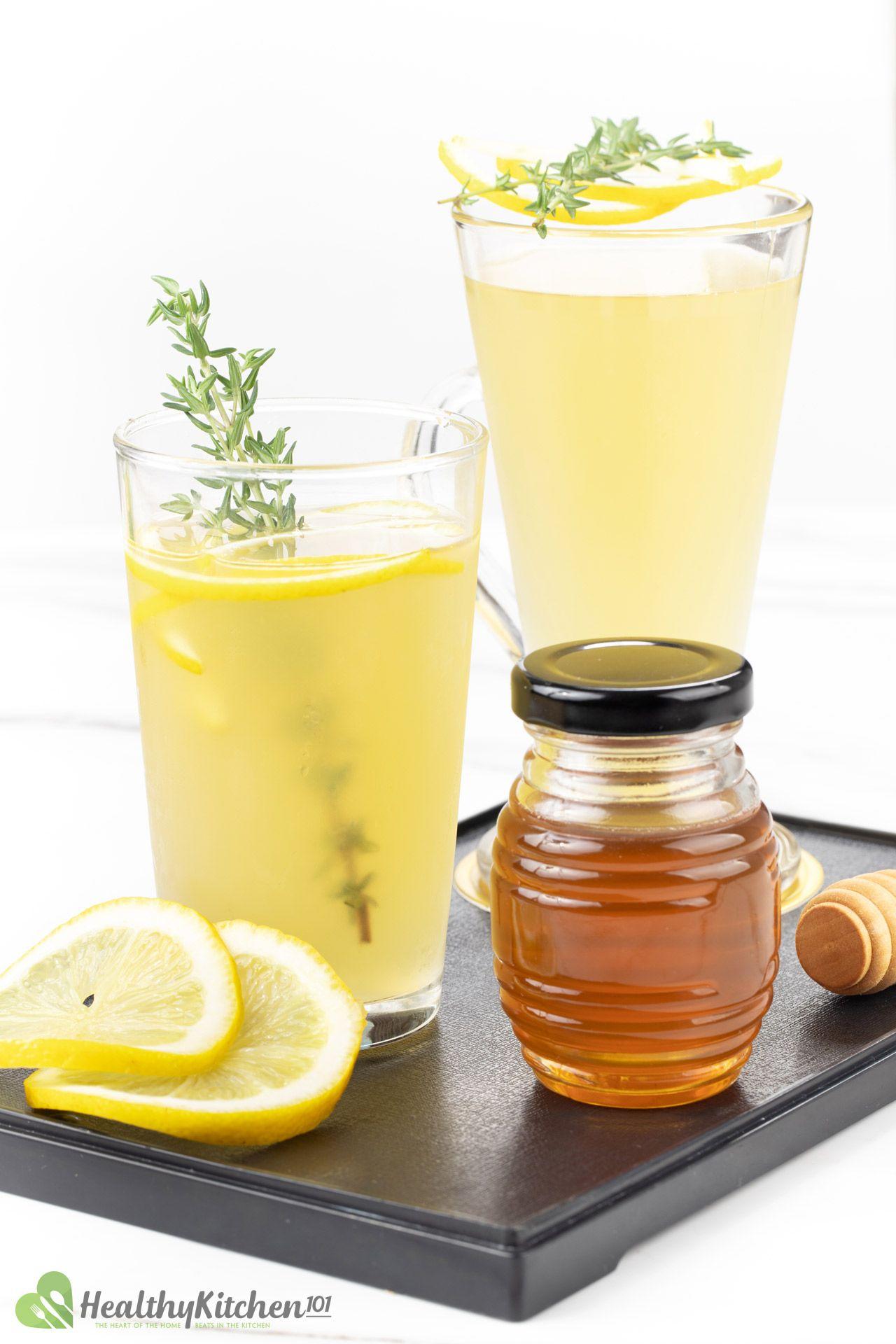 Is Honey and Lemon Juice healthy