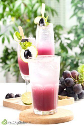 Vodka and Grape Juice Recipe