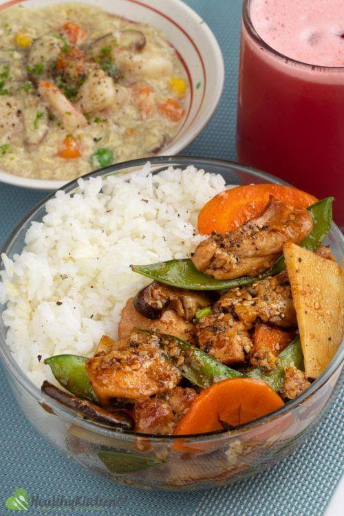 What to serve with Moo Goo Gai Pan