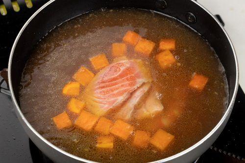 step 4: cook(3)
