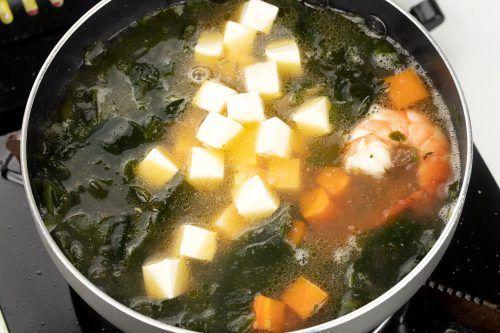 step 5: cook(4)