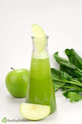 Green Apple Juice Recipe