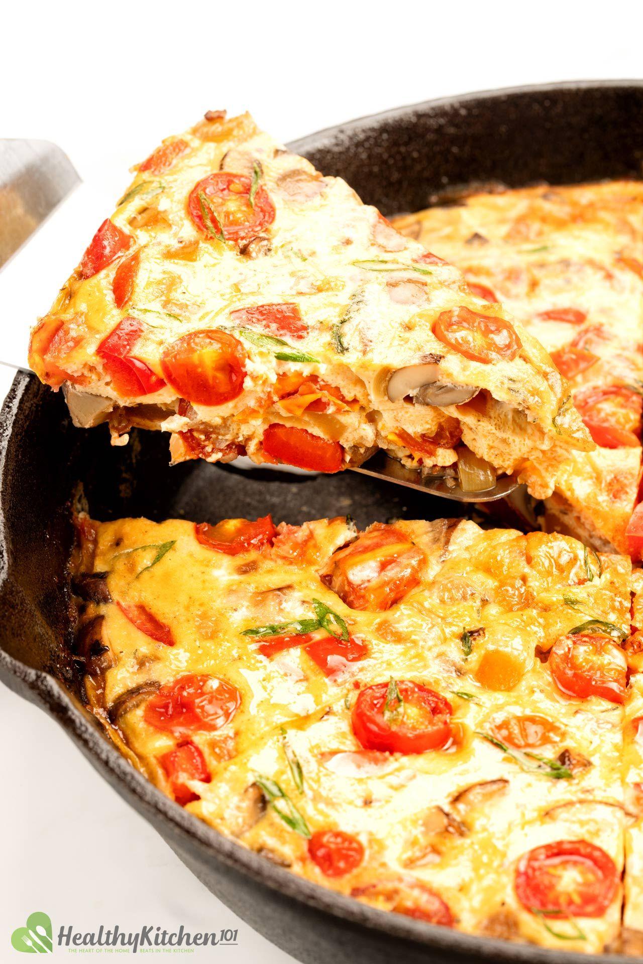 Homemade Frittata Recipe