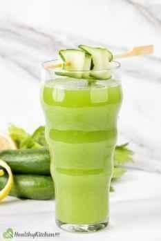 Cucumber Celery Juice Recipe
