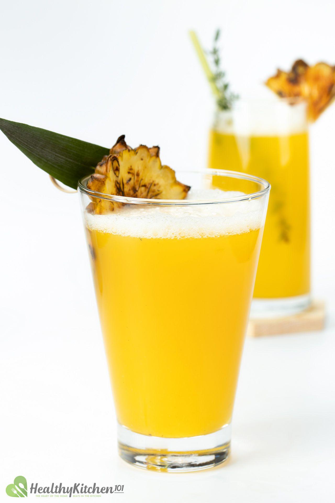 Homemade Vodka and Pineapple Juice Recipe