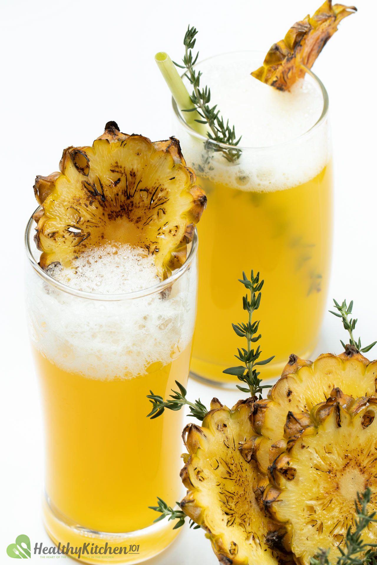 Vodka and Pineapple Juice Recipe