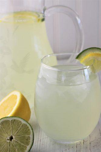 And lemon