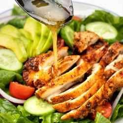 Grilled Chicken Salad Dressing