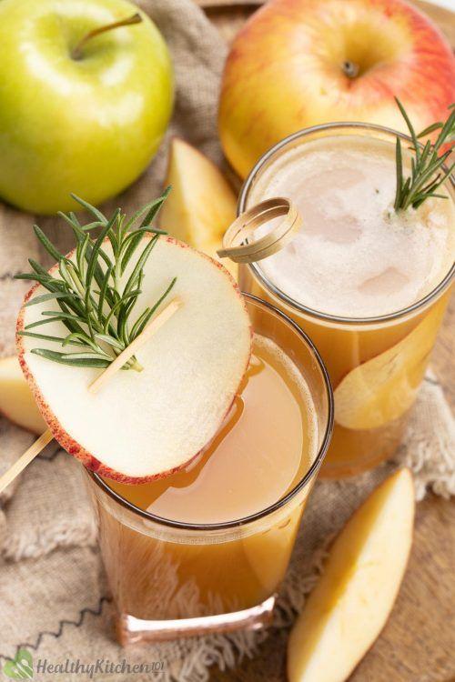 healthy Sugar Free Apple Juice Recipe
