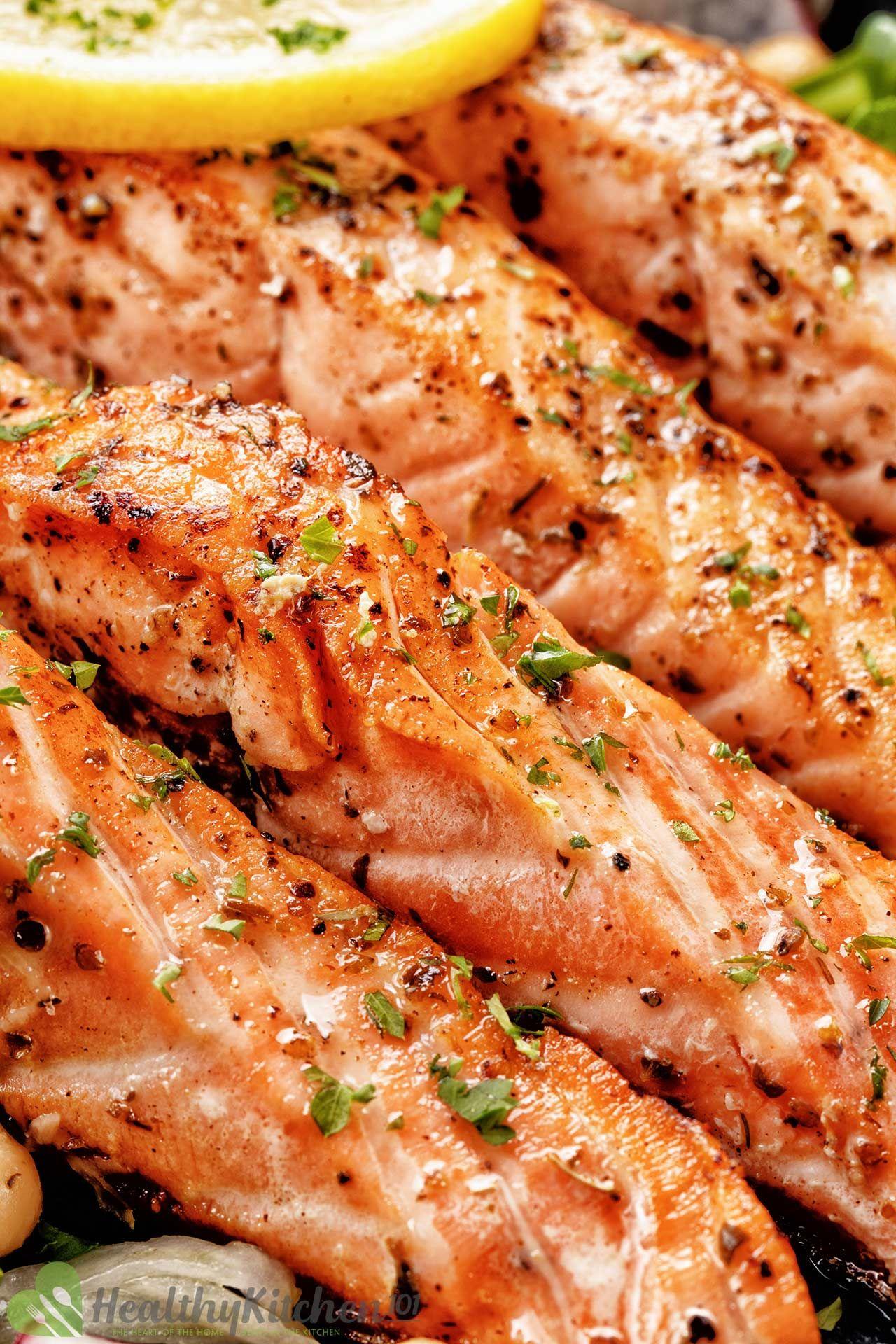 Homemade Salmon Pan Fried Recipe