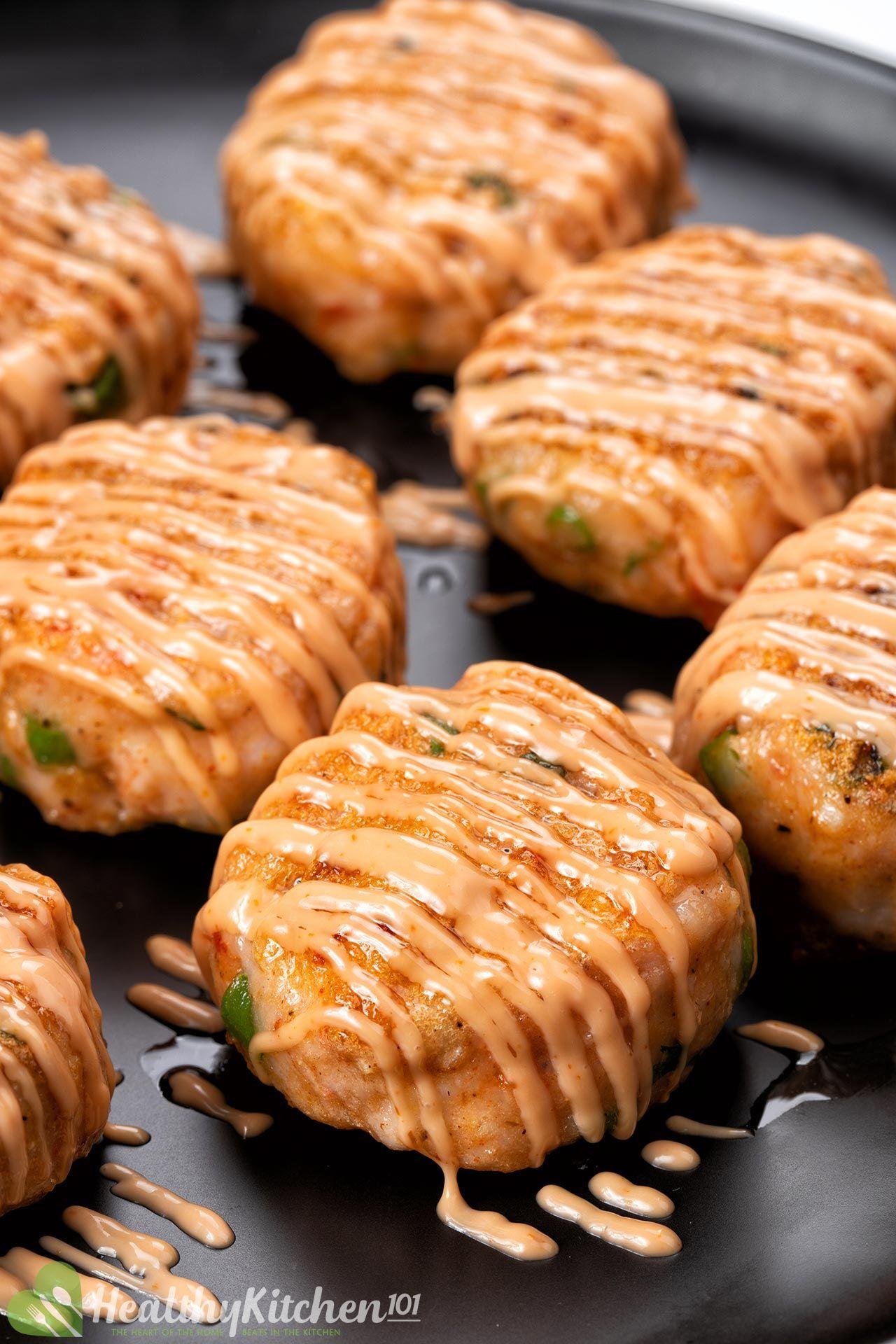 Shrimp Cake Recipe