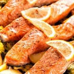 best lemon pepper salmon recipe