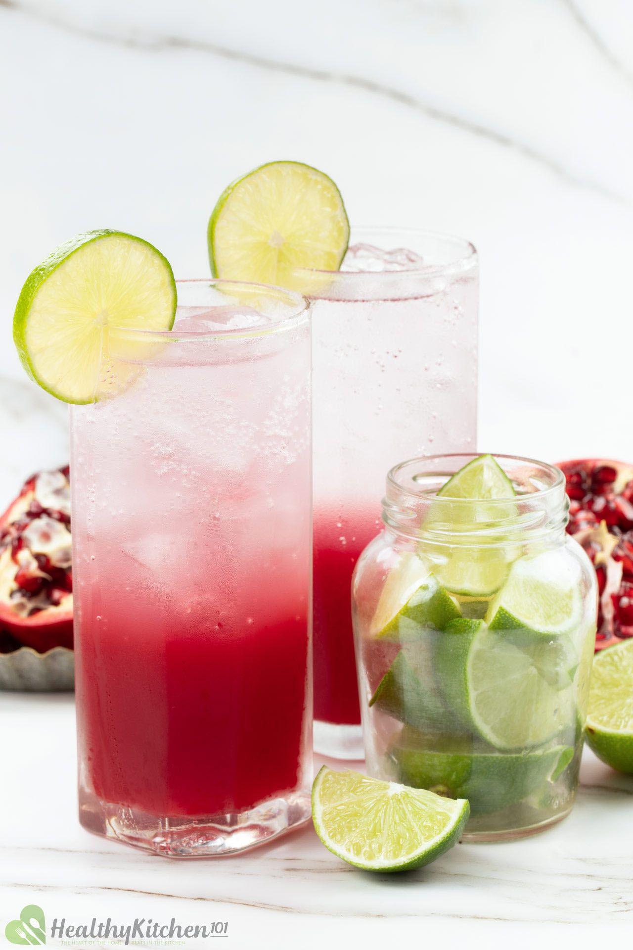 is pomegranate a citrus fruit