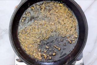 step 4: Make the piccata sauce (1)