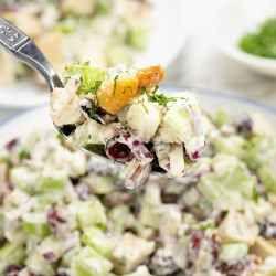 Homemade Southern Chicken Salad Recipe