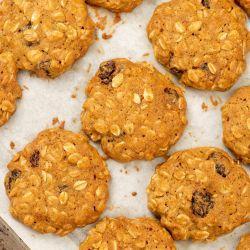 oatmeal raisin cookies recipe