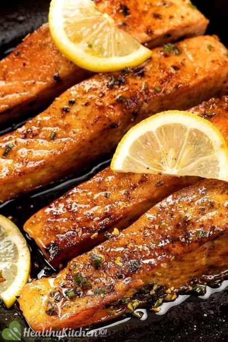 Salmon Meuniere Recipe