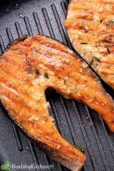 Salmon Steak Recipe