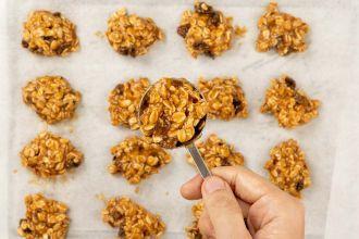 step 6: Shape cookies