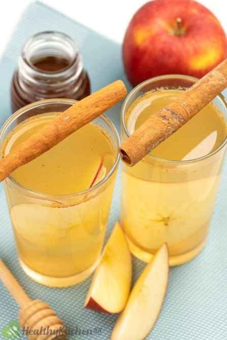 ACV and honey recipe