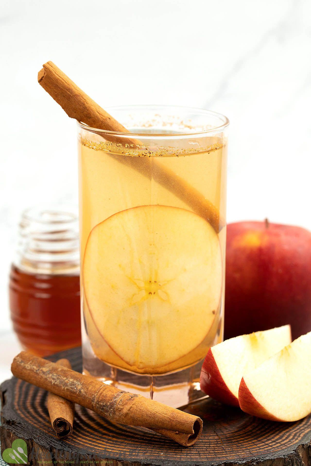 apple cider vinegar and honey recipe