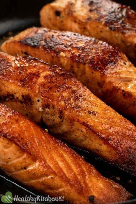 Homemade Pan Seared Salmon Recipe