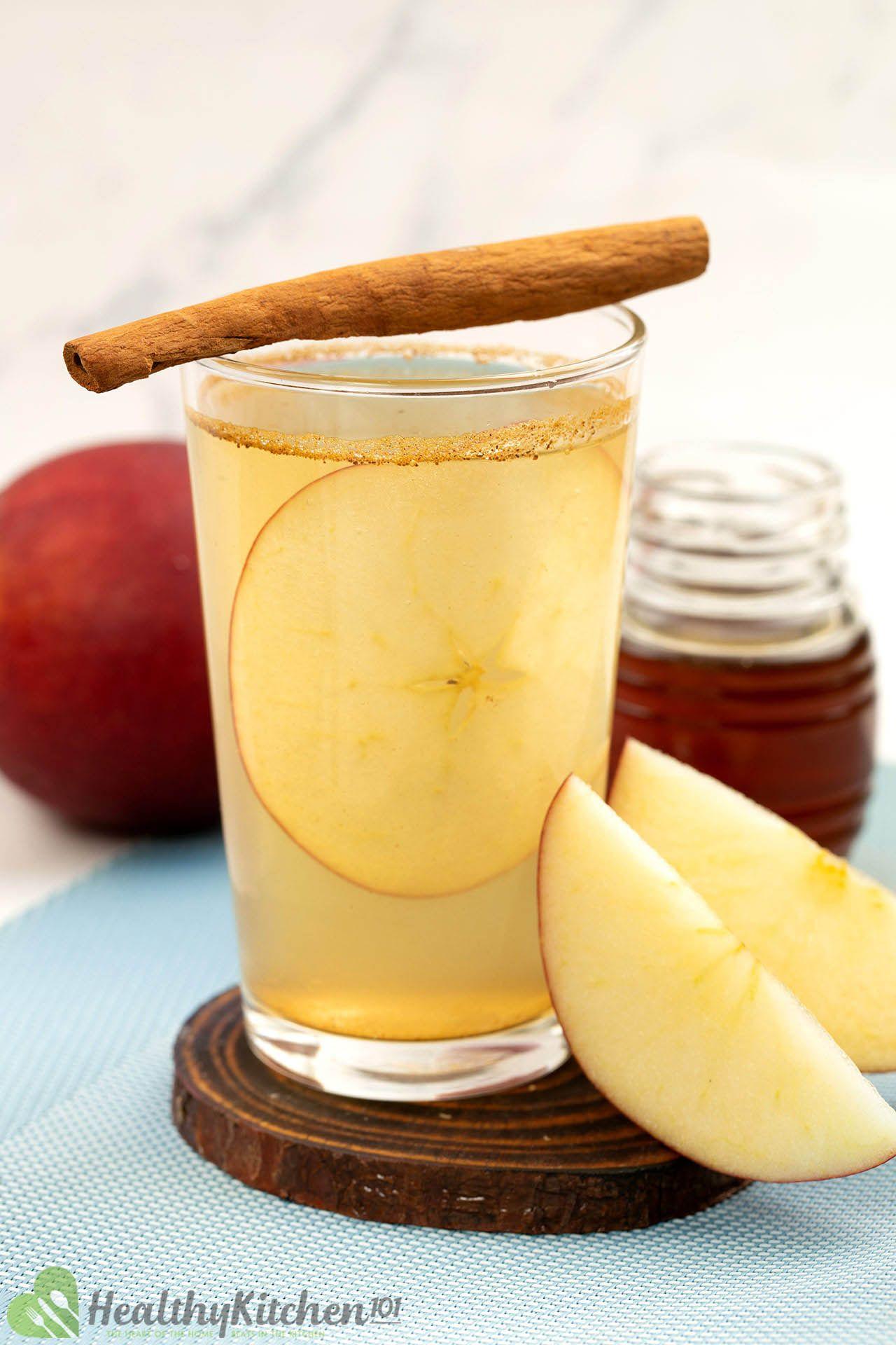 homemade apple cider vinegar and honey last