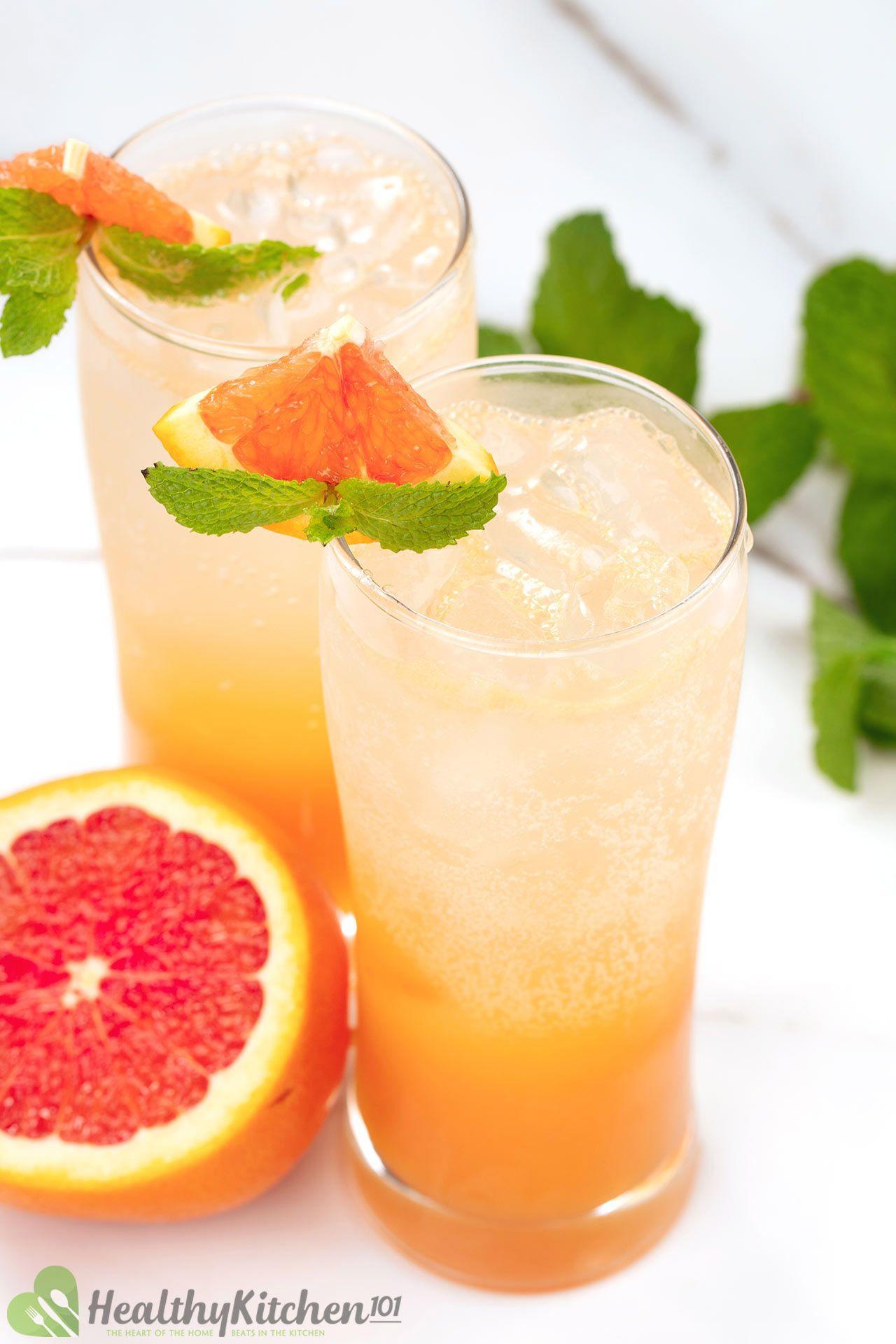homemade vodka and grapefruit juice recipe