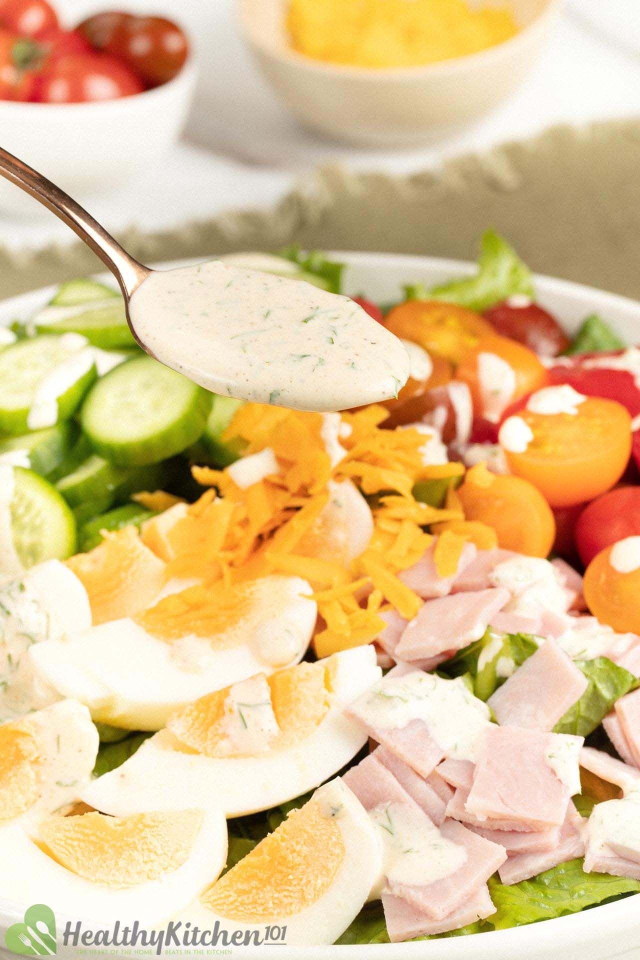 is chef salad healthy
