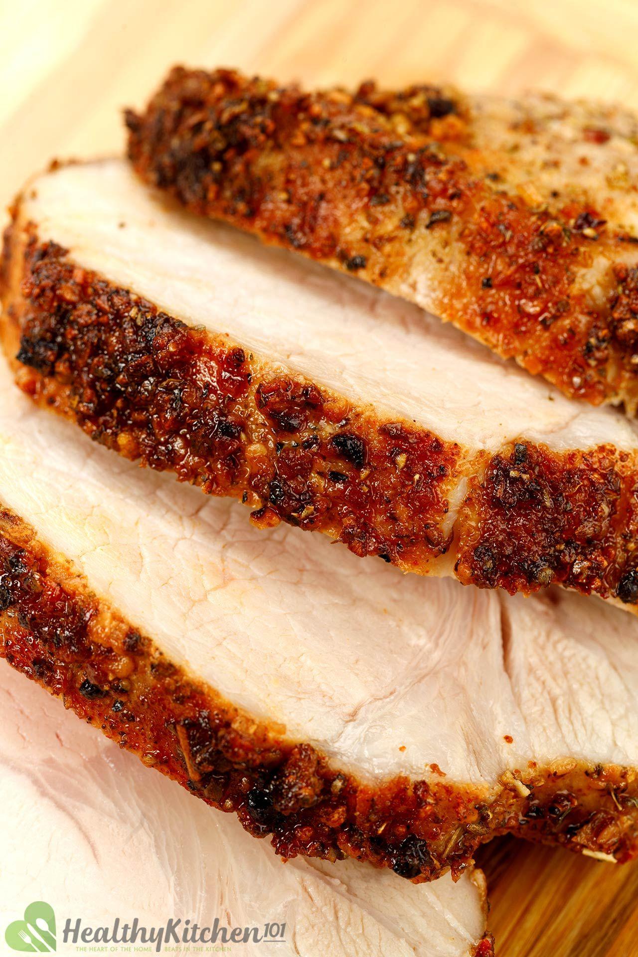 Air Fryer Pork Loin Healthy Recipes 101