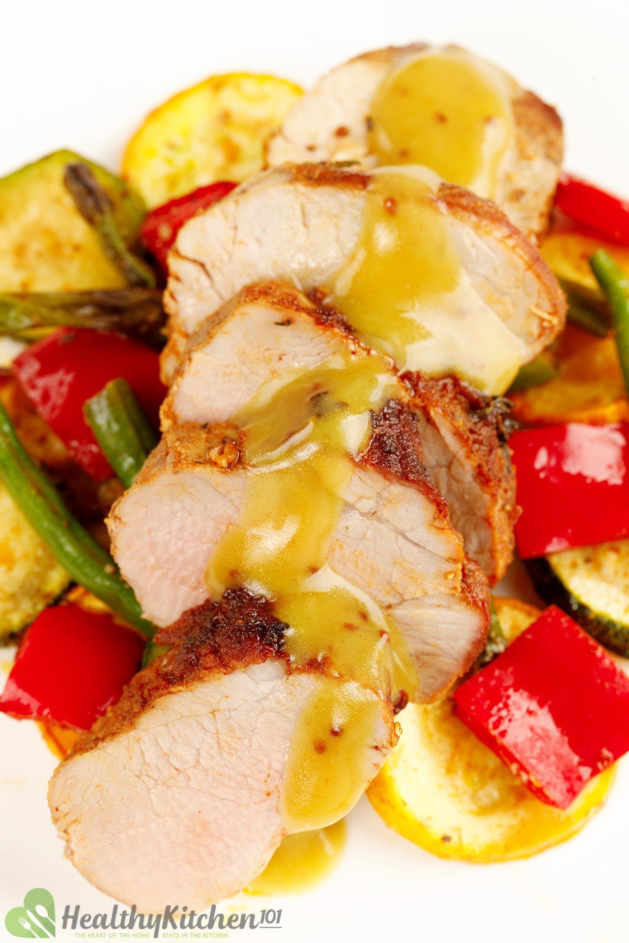 Air Fryer Pork Tenderloin Recipe
