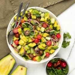 Avocado Sald Recipe