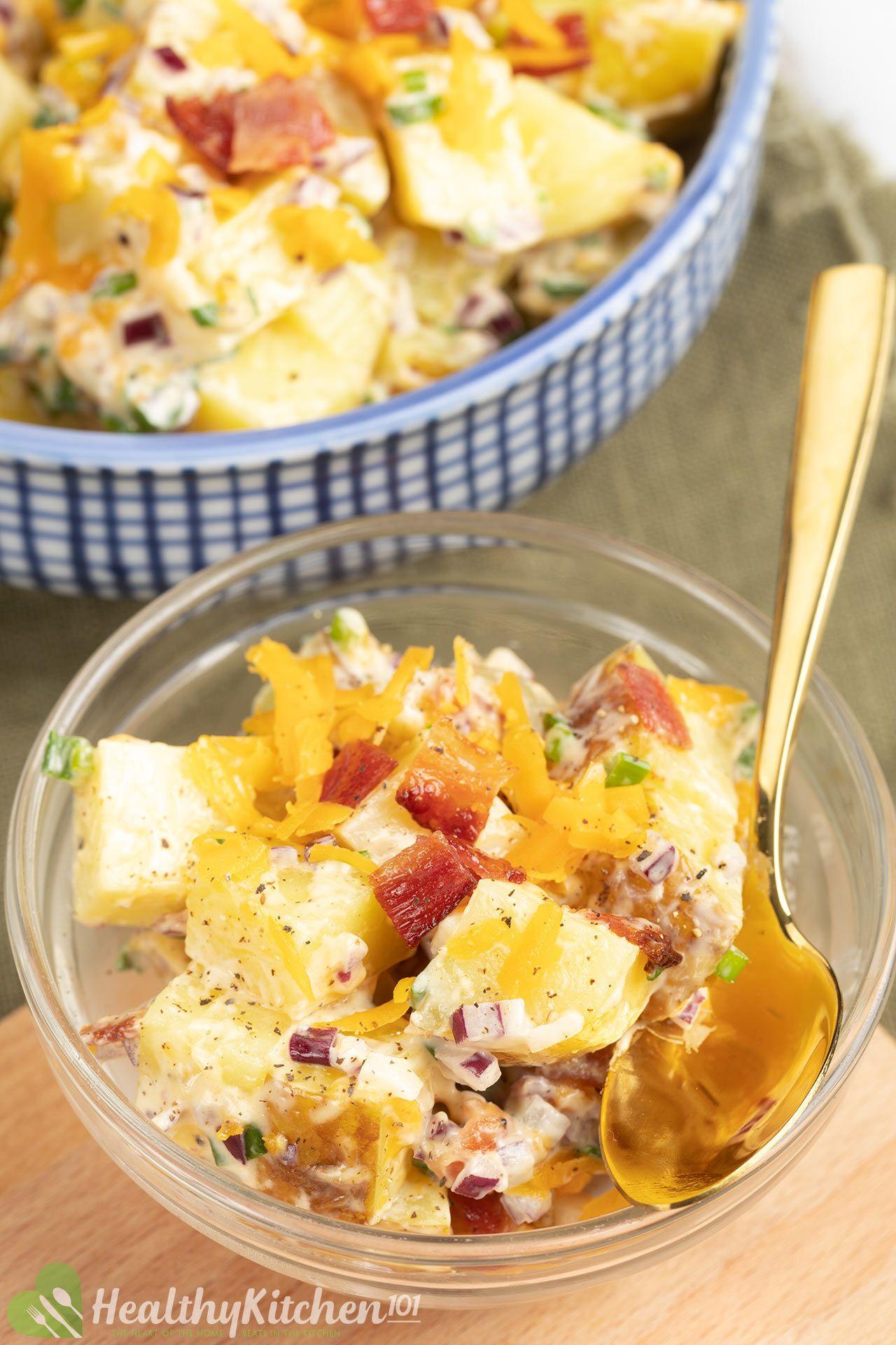 Best Potatoes for Potato Salad