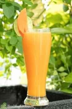 Mango Carrot Juice Recipe