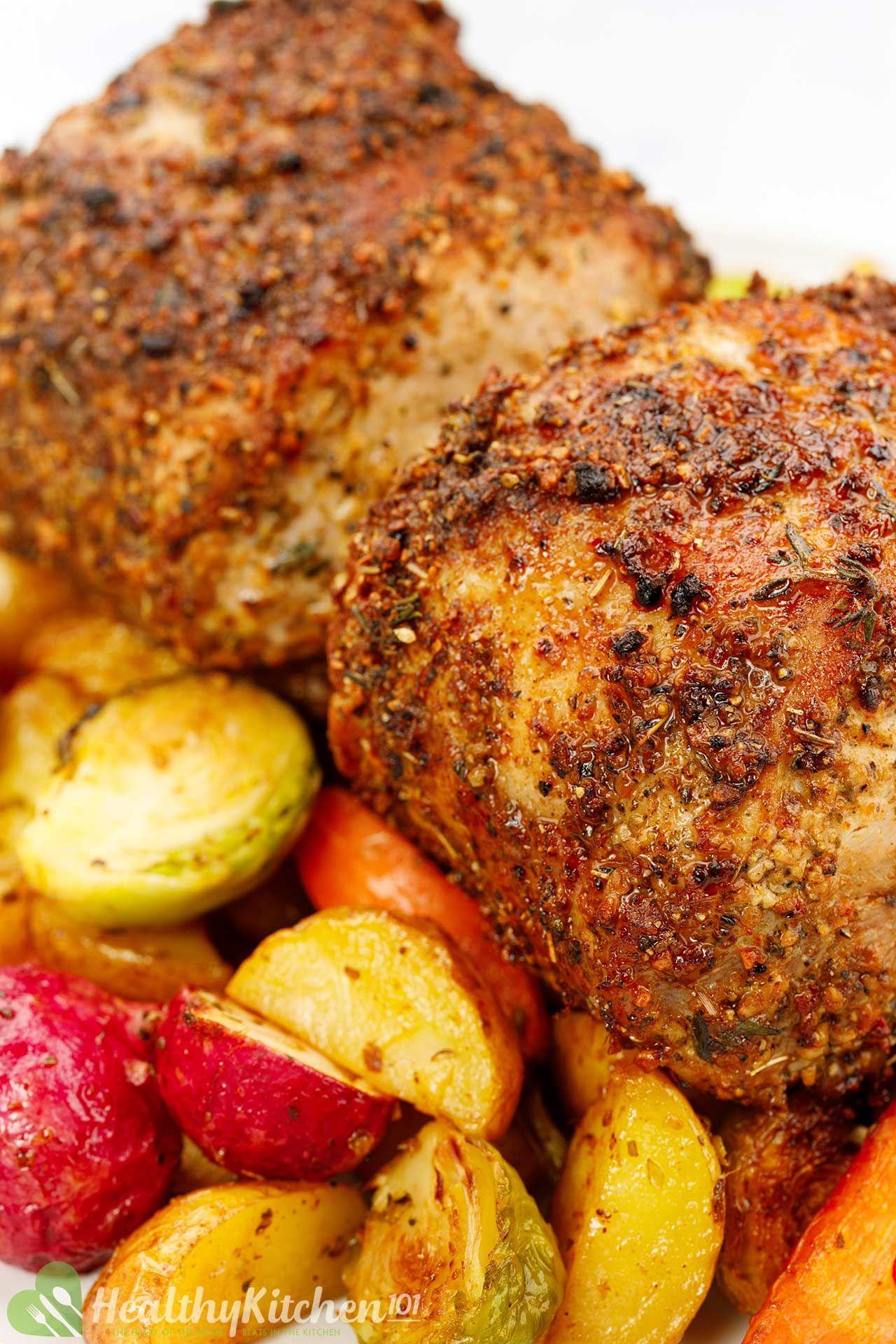 Homemade Air Fryer Pork Loin Recipe