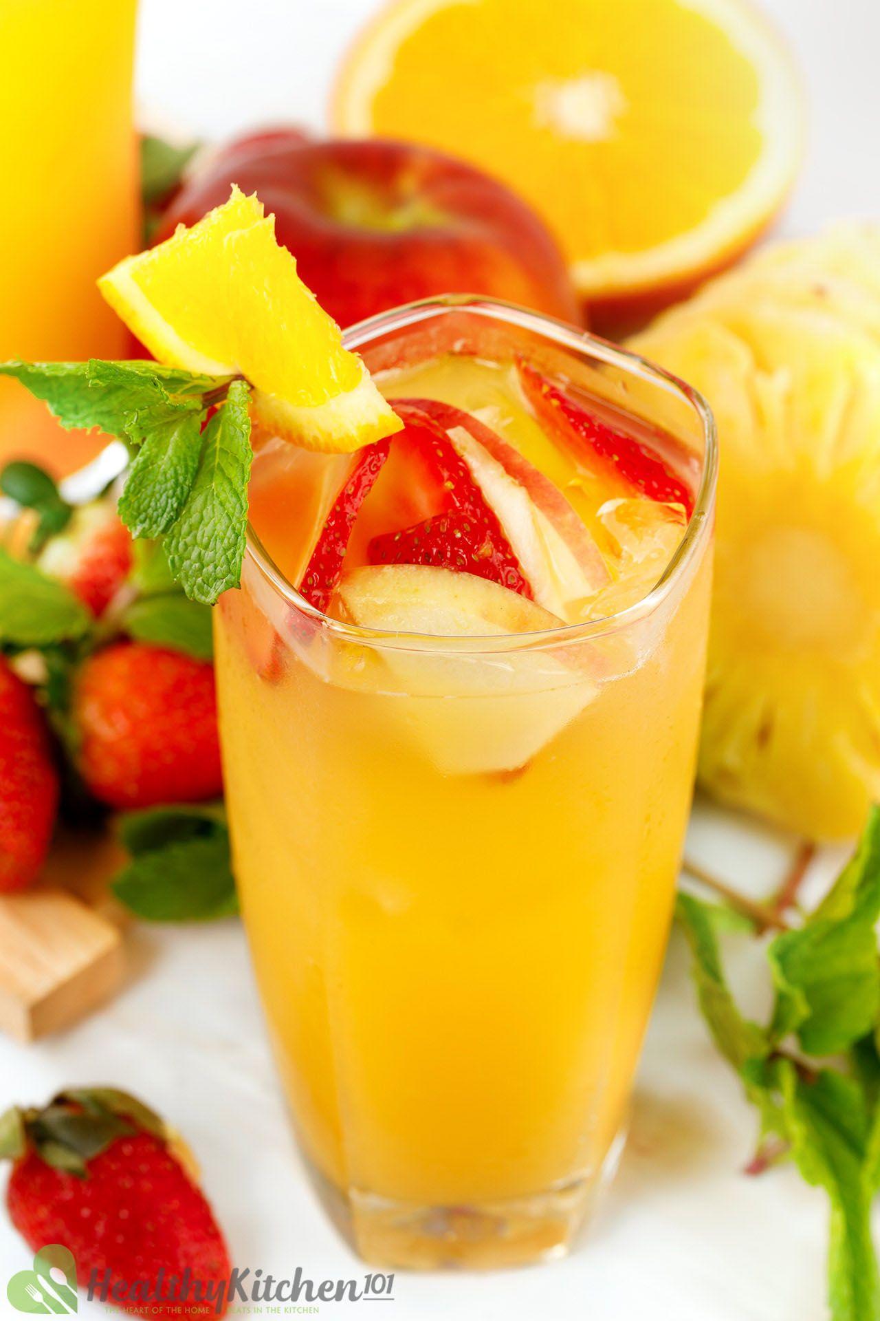 halloween jungle juice recipe
