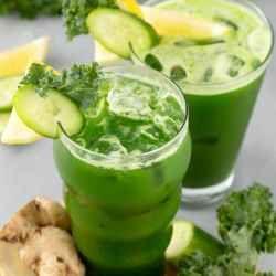 homemade kale juice recipe