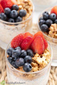 homemade overnight oats recipe
