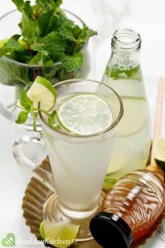 is lime juice acidic