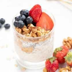 overnight oats with yogurt recipe