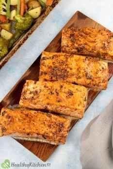 Cedar Plank Salmon Oven Recipe