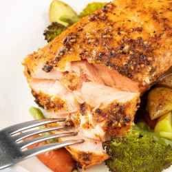 Homemade Cedar Plank Salmon Oven Recipe