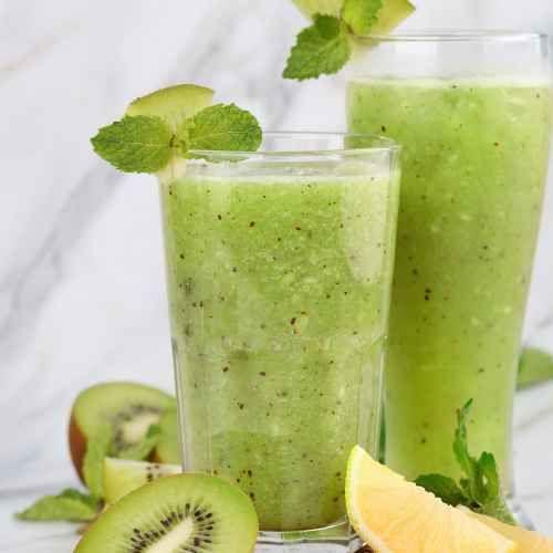 Homemade Kiwi Juice Recipe